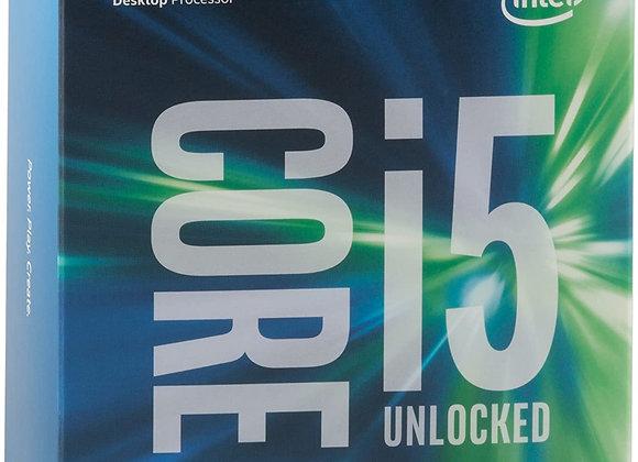 Intel Core i5 6600K 3.50 GHz Quad Core Skylake Desktop Processor, Socket