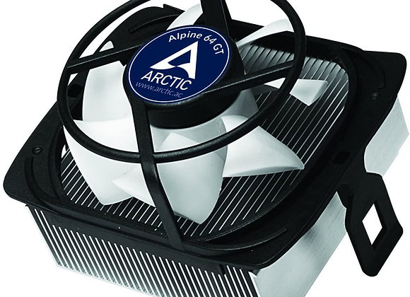 ARCTIC Alpine 64 GT - CPU Cooler for Quietness, Supports AMD AM4/AM3(+)/…