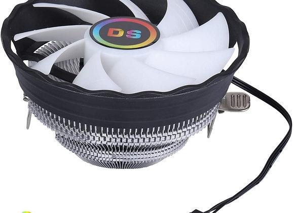 1900RPM CPU Cooler, Aluminum Extrusion Cooling CPU Fan for LGA 775/1155/1156