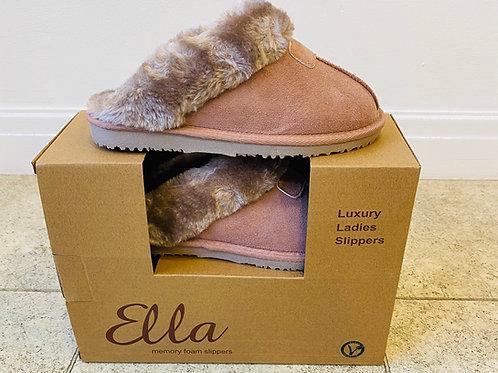 Ella slippers mink   Mysite