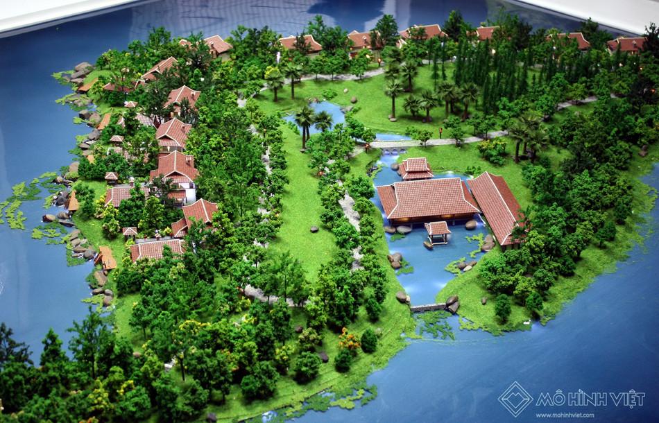 NGOC VIEN ISLAND, HANOI, VIETNAM.