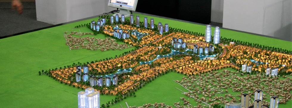 NAM AN KHANH MASTER PLAN 1-1000