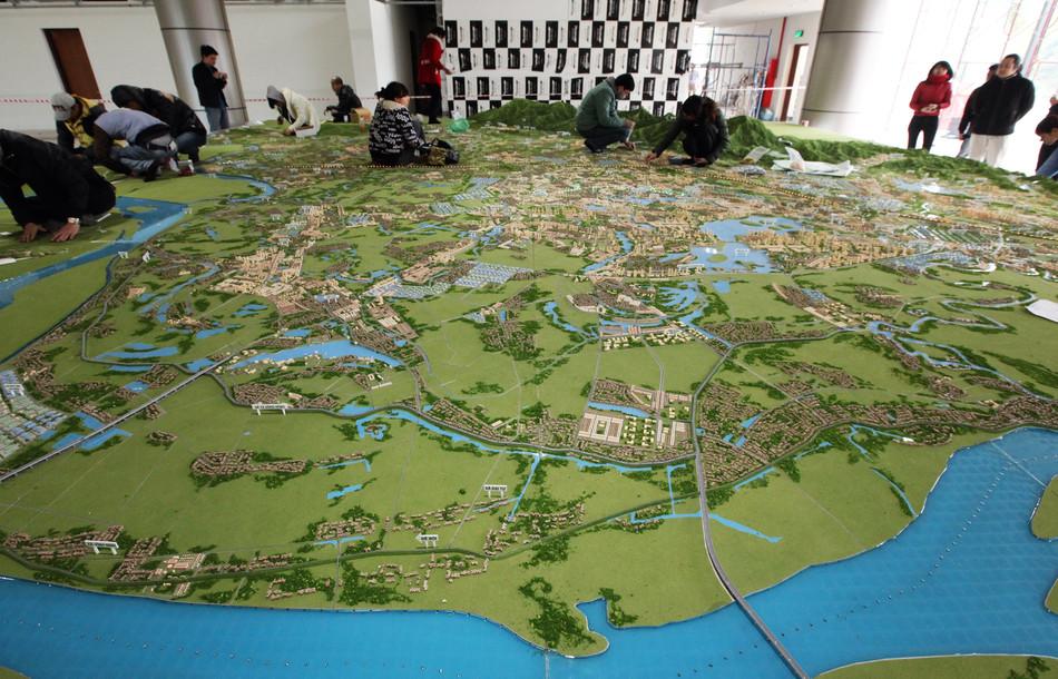 VINH PHUC CITY MASTER PLAN, VIETNAM.