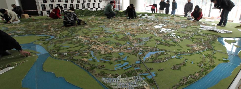 VINH PHUC CITY MASTER PLAN, VIETNAM
