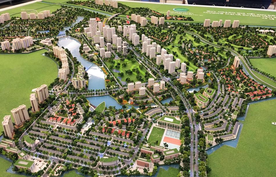 ECOPARK MASTER PLAN, HUNG YEN, VIETNAM