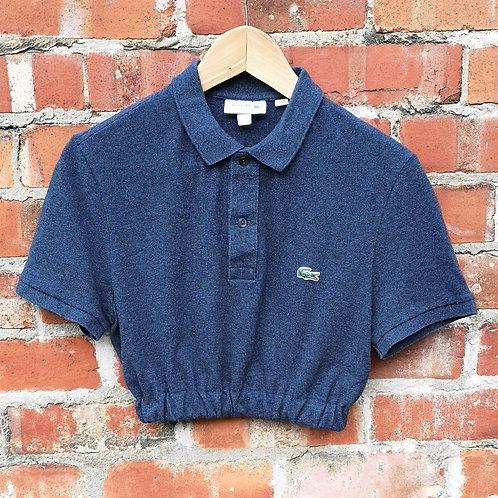 Lacoste Crop Polo Shirt