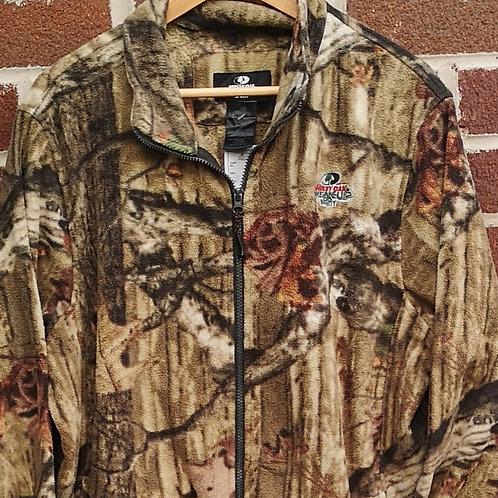 Camo Pattern Fleece
