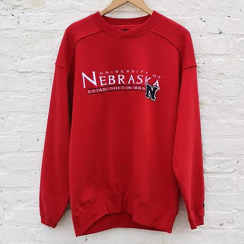 USA Nebraska University Sweatshirt