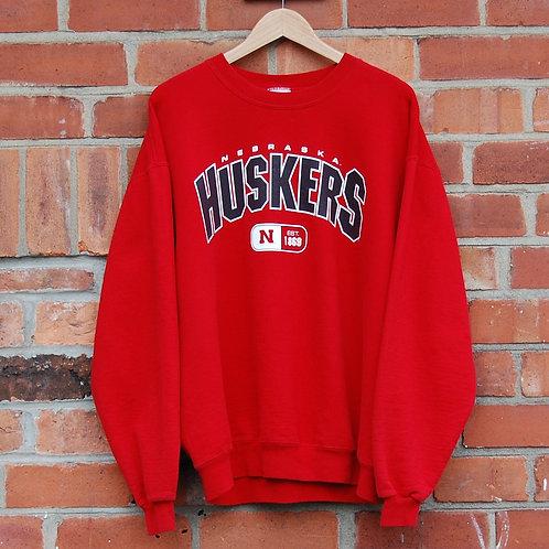 USA  Nebraska Huskies College Sweatshirt
