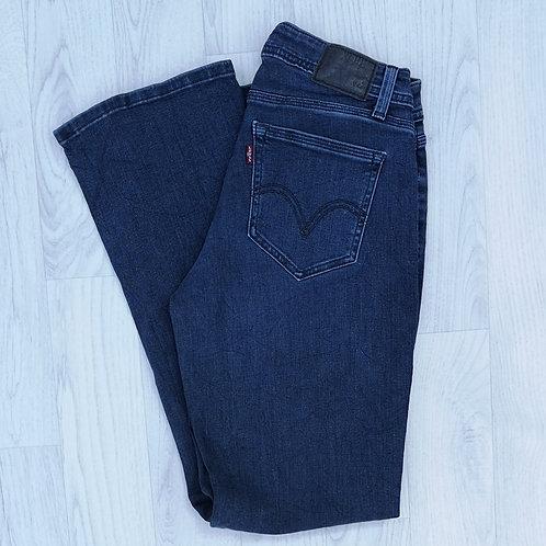 "Levi's 529 Curvy Bootcut Jeans - 28"" Waist"