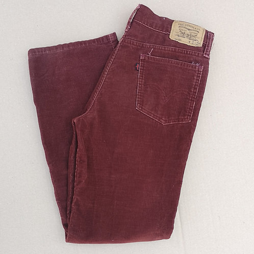 Levi's Cord Jeans - Waist 32 inch