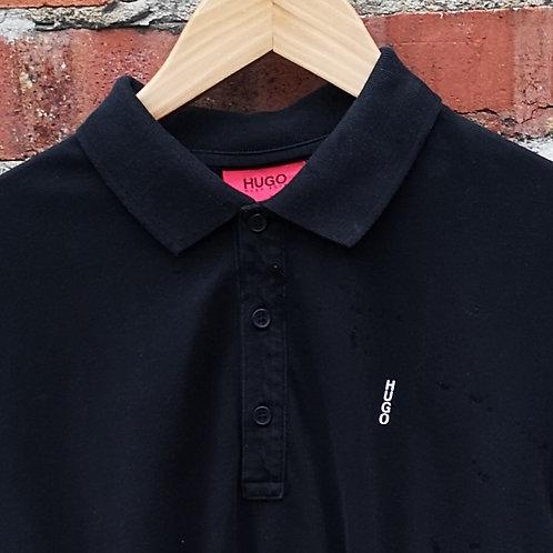 Hugo Boss Crop Polo Shirt
