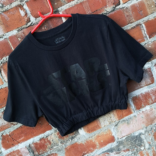 Star Wars crop t shirt