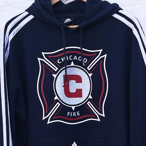 USA Chicago Fire Dept Hoodie