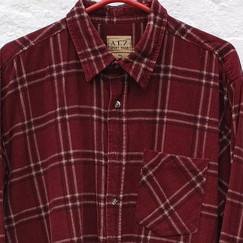 Corduroy Shirt