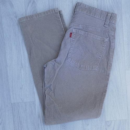 Levi's 550 Corduroy Jeans - Waist 28 inch