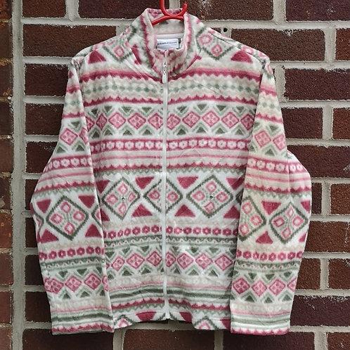 Abstract Pattern Fleece