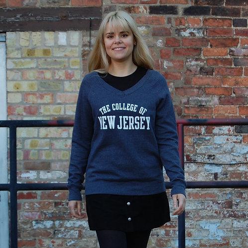 USA New Jersey College Sweatshirt