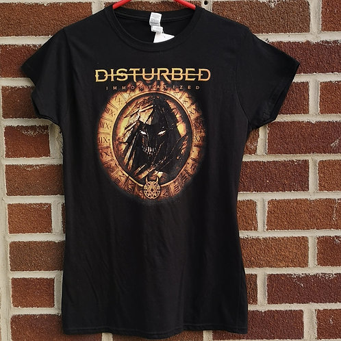 Disturbed Band T Shirt