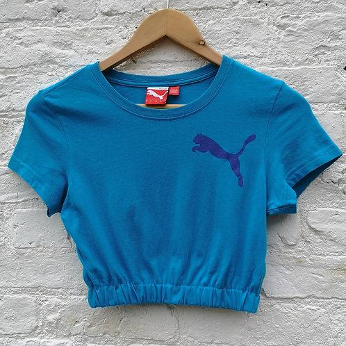 Puma Crop t Shirt