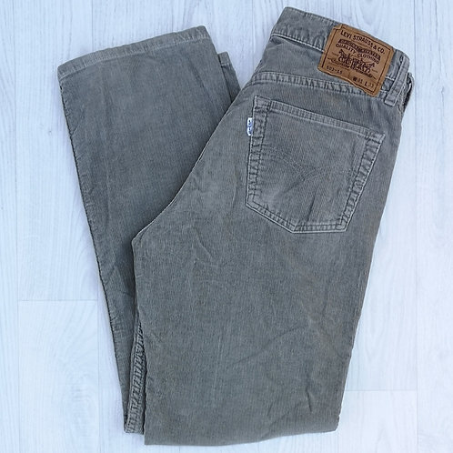 Levi's  Corduroy Jeans - Waist 31 inch