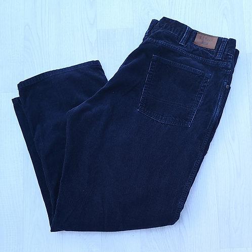 LL Bean Corduroy Pants - Waist 38 inch