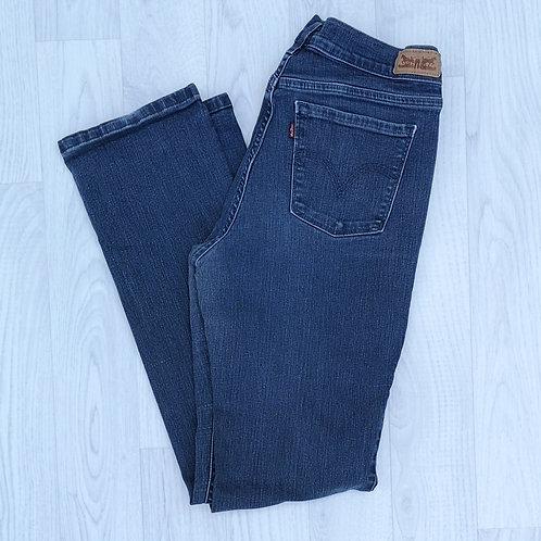 "Levi's 505 Straight Leg Jeans- 30"" Waist"