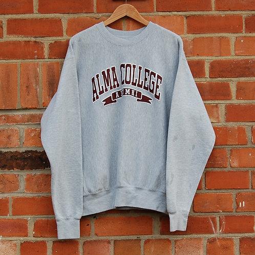 USA Alma College Sweatshirt