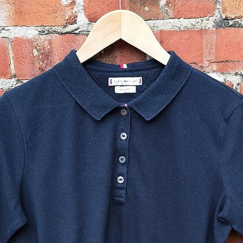 Tommy Hilfiger Crop Polo Shirt