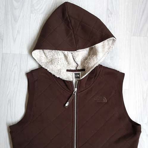 North Face Hooded Gilet