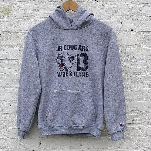 USA JR  Cougars Wrestling Hoodie
