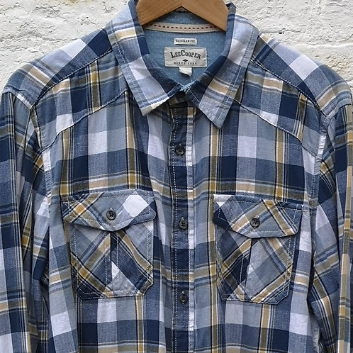Lee Cooper Flannel Shirt