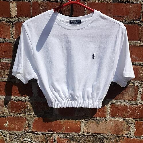 Cropped  Ralph Lauren t Shirt