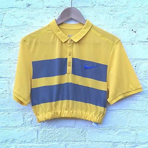 Nike Crop Polo Shirt