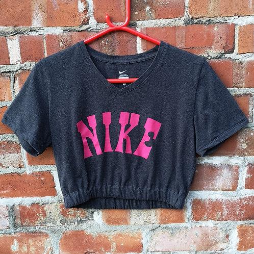 Nike crop t shirt