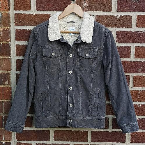 Corduroy Fleece Jacket