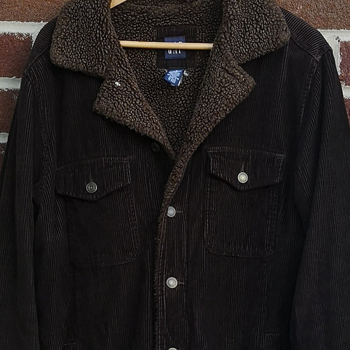 Gap Corduroy Fleece Jacket