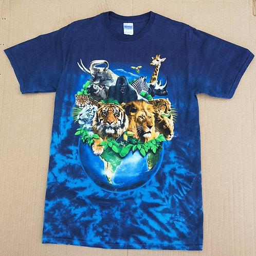 Images of Africa Tye Dye T Shirt