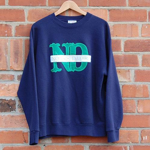 USA Notre Dame College Sweatshirt