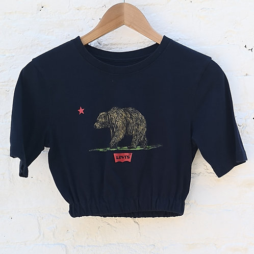 Cropped Levi's t Shirt