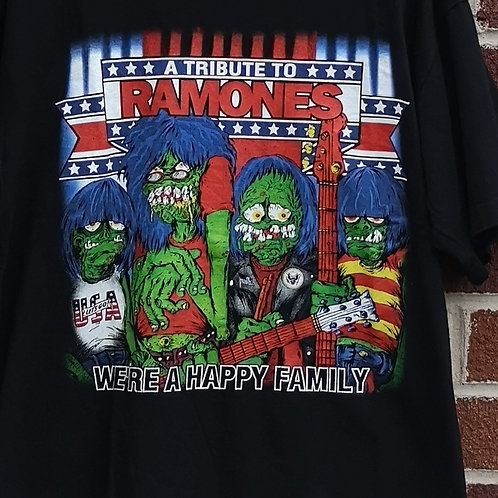 Tribute to Ramones Band T Shirt
