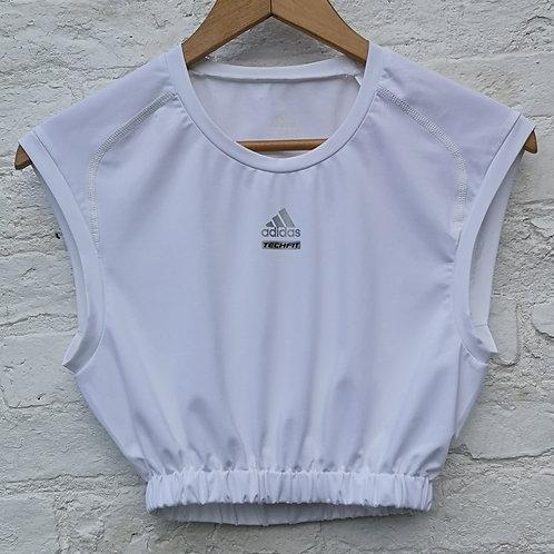 Cropped Adidas  t Shirt