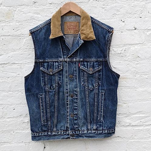 Levi's  Denim Gillet Jacket
