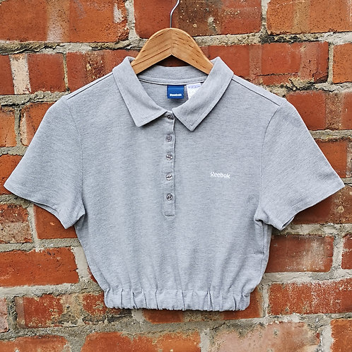 Reebok Crop Polo Shirt