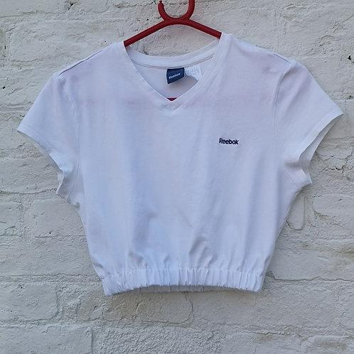 Cropped Reebok t Shirt