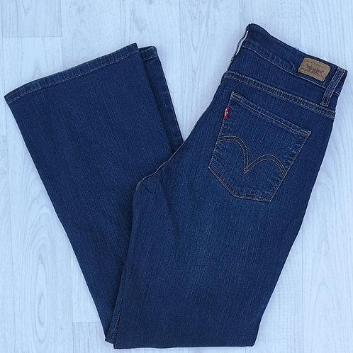 "Levi's 512 Boot Cut Jeans - 30"" Waist"
