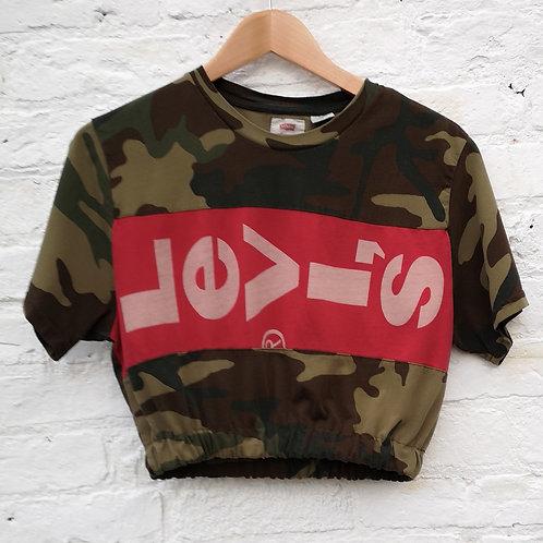 Levi's Crop T Shirt