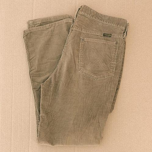 Wrangler Cord Jeans - Waist 34 inch
