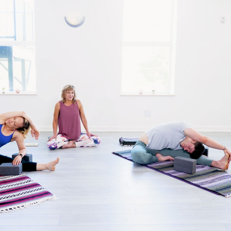 Yin Yoga to Ease into Your Day