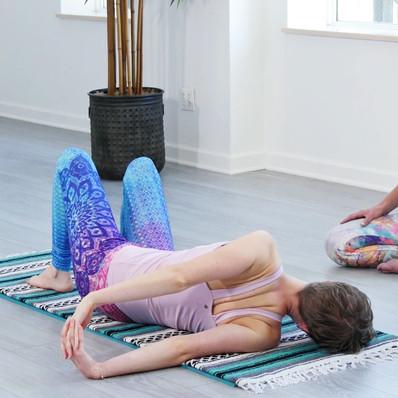 Yin Yoga to Unwind